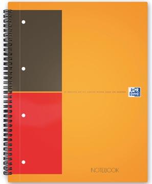 Oxford INTERNATIONAL Notebook Connect, zonder scanbare pagina's, 160 bladzijden, ft A5+, gelijnd