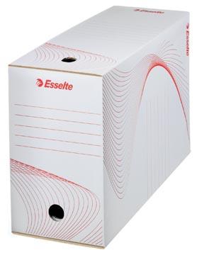 Esselte archiefdoos Boxy rug van 15 cm