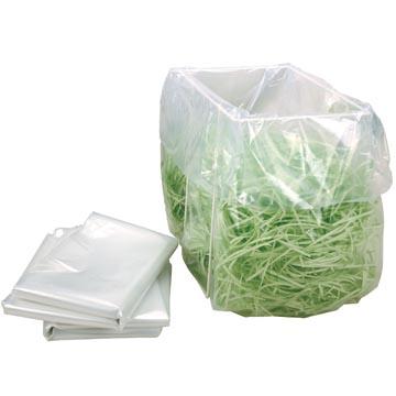 HSM opvangzakken voor papiervernietiger Securio B34, pak van 100 zakken