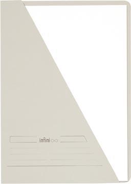 Jalema Infinio insteekmap ft A4, lichtgrijs