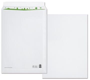 Bong akte-enveloppen beECO, ft 229 x 324 mm (C4), zonder venster, doos van 250 stuks