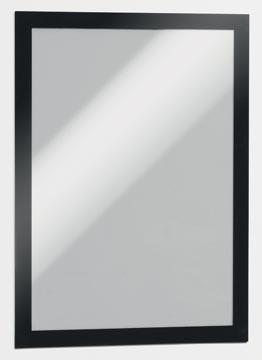 Durable Duraframe ft 21 x 29,7 cm (A4), zwart, 2 stuks