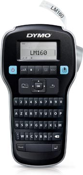 Dymo beletteringsysteem LabelManager 160P, azerty