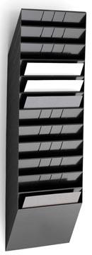 Durable Flexiboxx 12 A4 Landscape zwart