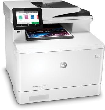 HP printer Color LaserJet Pro MFP M479dw