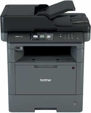 Brother All-in-One zwart-wit laserprinter MFC-L5750DW