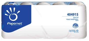 Papernet toiletpapier Special, 2-laags, 400 vellen, pak van 10 rollen