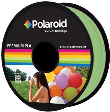 Polaroid 3D Universal Premium PLA filament, 1 kg, lichtgroen