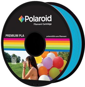 Polaroid 3D Universal Premium PLA filament, 1 kg, lichtblauw