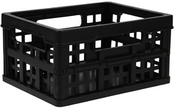 Really Useful Box plooibox 1,7 liter, zwart