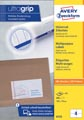 Avery universele etiketten Ft 105 x 74 mm (b x h), wit, doos van 800 etiketten